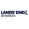 Lands End logo linking to Lands End website
