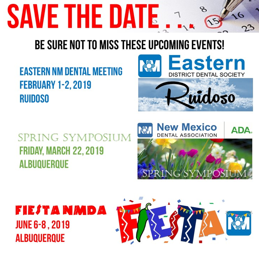 new save the date 2019