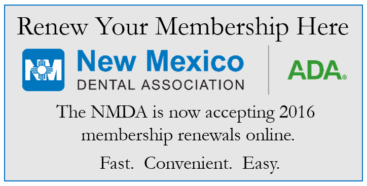 NMDA renewal button 2016